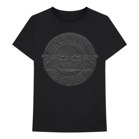 √Charcoal Sketch Seal von Guns N' Roses - T-Shirt jetzt im Guns N' Roses Shop