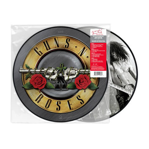 √Greatest Hits (Excl. Picture Disc) von Guns N' Roses - LP jetzt im Guns N' Roses Shop