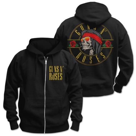 √Skull N Shades von Guns N' Roses - Kapuzenjacke jetzt im Guns N' Roses Shop