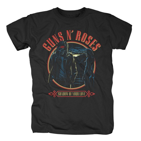 √Shadow of Your Love von Guns N' Roses - T-Shirt jetzt im Guns N' Roses Shop
