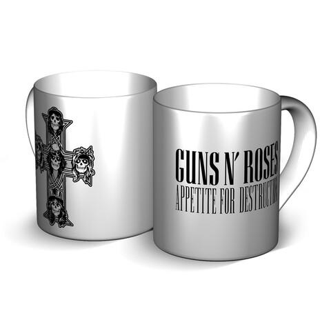 √Appetite von Guns N' Roses - Mug jetzt im Guns N' Roses Shop