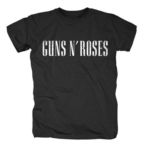 √Logo von Guns N' Roses - T-Shirt jetzt im Guns N' Roses Shop