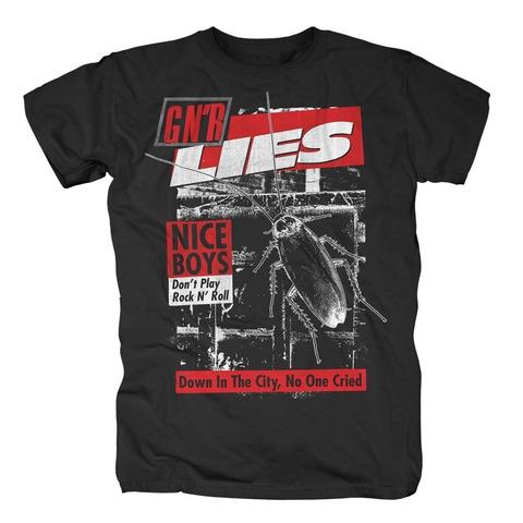 √Nice Boys von Guns N' Roses - T-Shirt jetzt im Guns N' Roses Shop