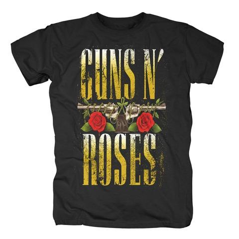 √Big Guns von Guns N' Roses - T-Shirt jetzt im Guns N' Roses Shop